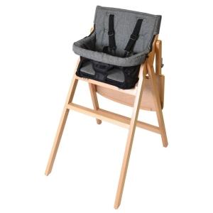 Nordik Wooden High Chair