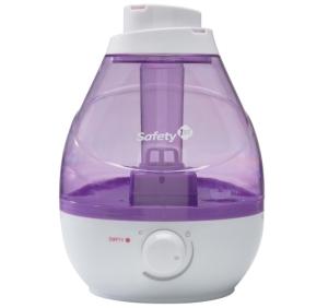 360° Cool Mist Ultrasonic Humidifier