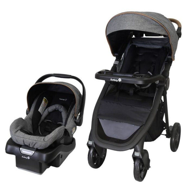 Agility 4 Travel System with Comfort Cool Technology