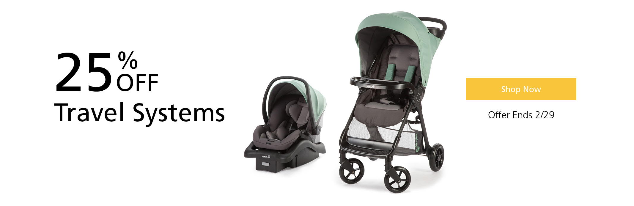 Safety 1st Travel Systems Sale